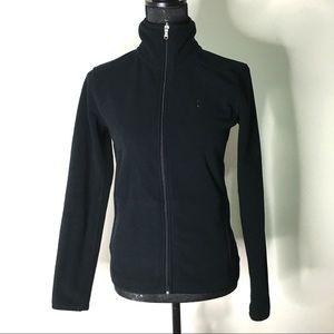 Ralph Lauren Sport Fleece Zip Up Sweater